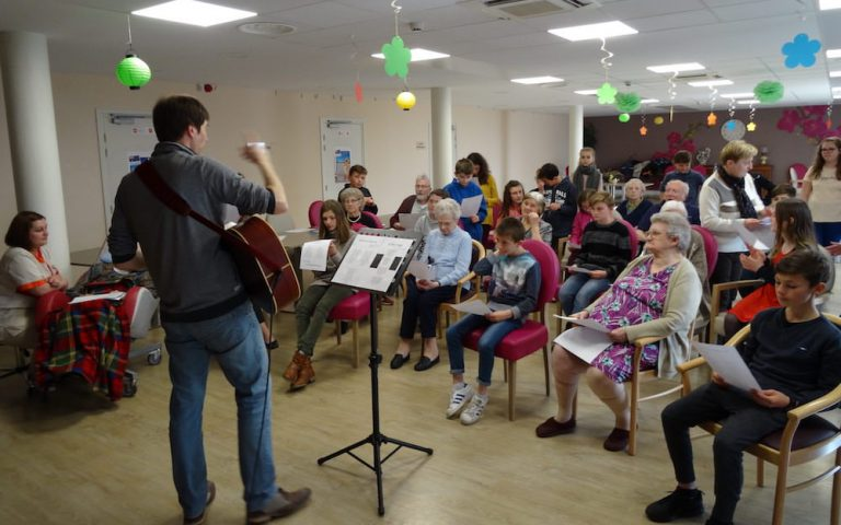 chorale-ehpad-les-lilas-Animations
