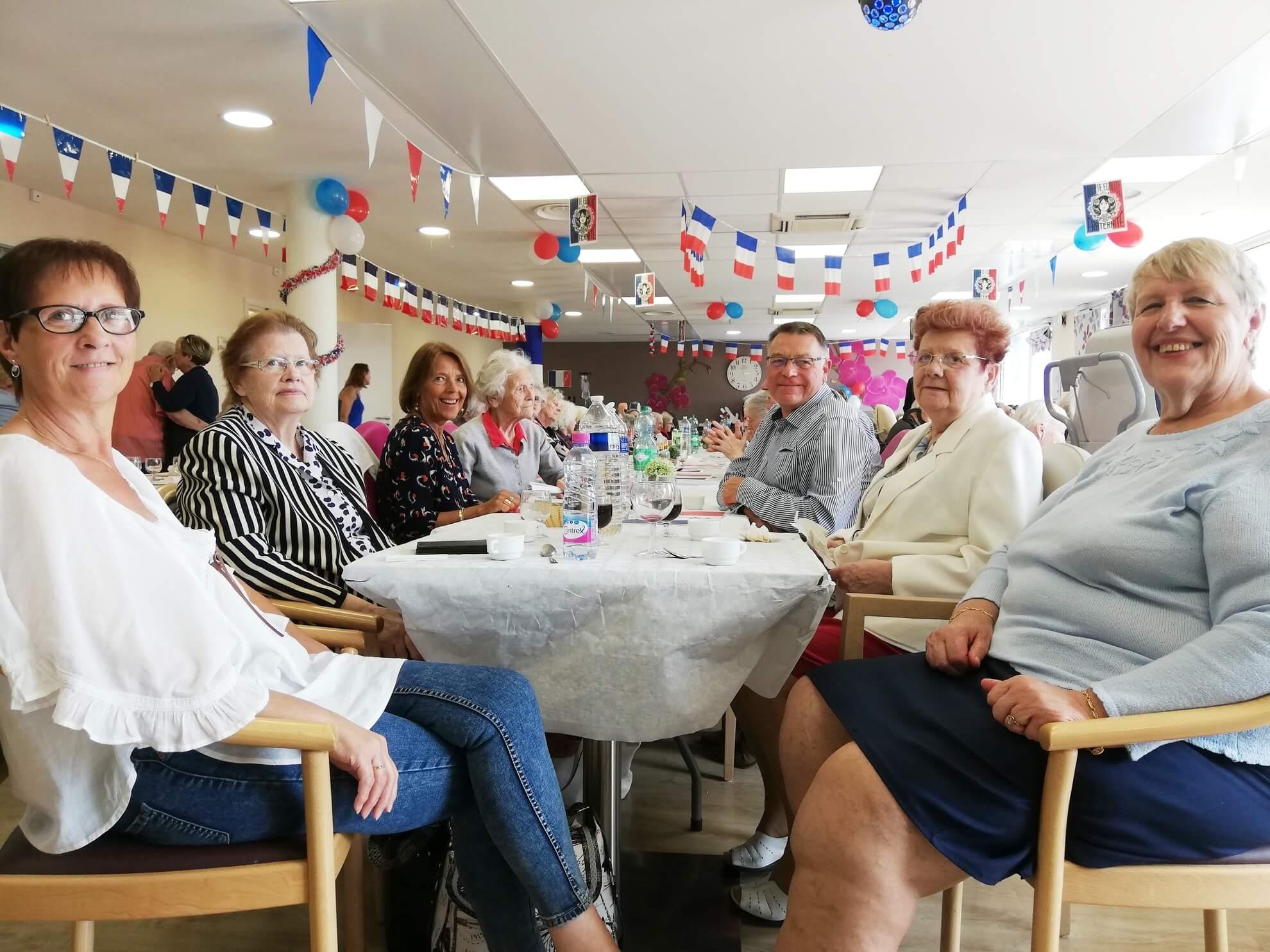 14 juillet fête des familles ehpad les lilas marck (1)