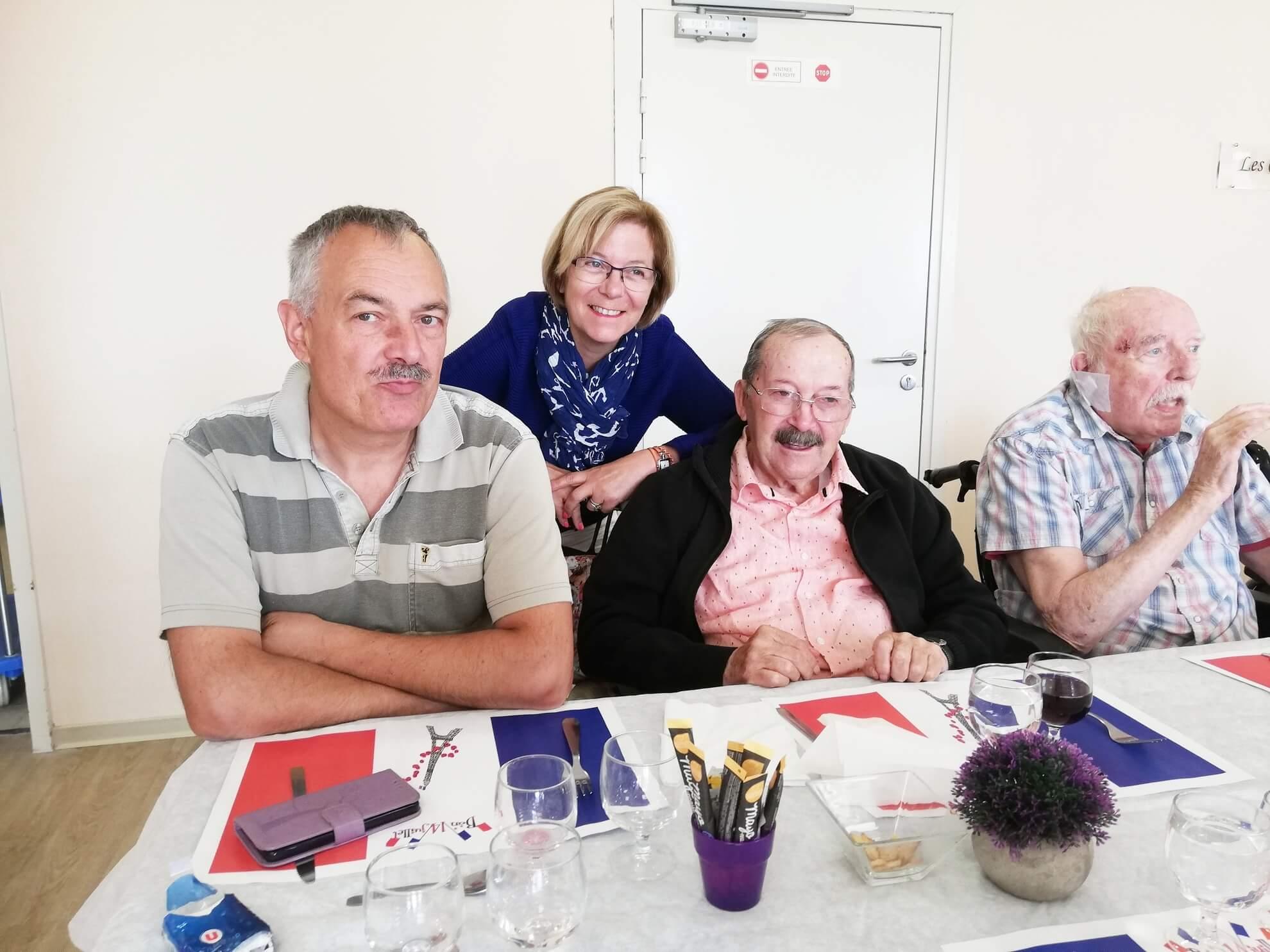 14 juillet fête des familles ehpad les lilas marck (2)